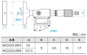 MCD233-25F0